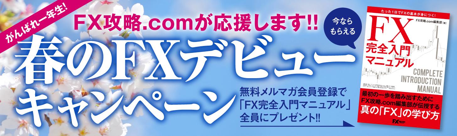 今なら無料でもらえる!FX入門電子書籍の決定版!!