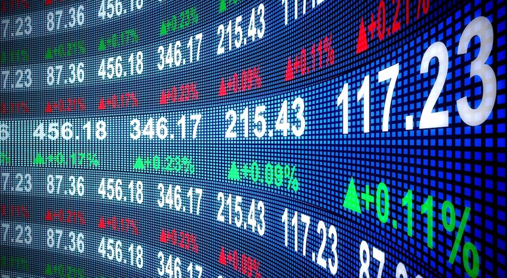世界の株価 225