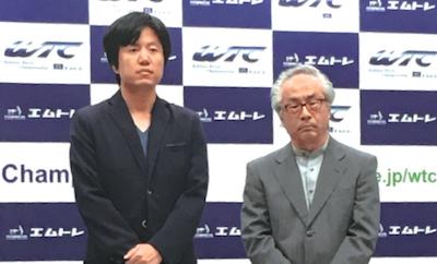 2015年のロビンスカップFX部門で優勝したバカラ村さん(左)と、複数の大会で入賞している田中雅さん(右)。