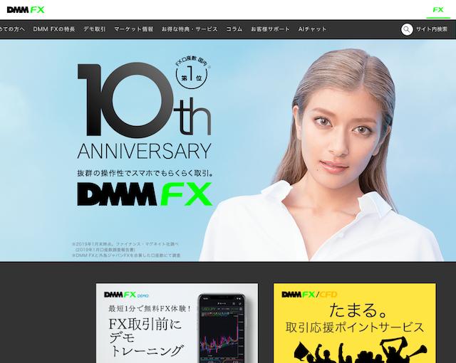 DMM FX [DMM FX]