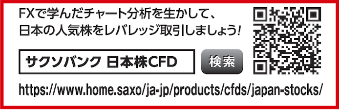 サクソバンク証券日本株CFD口座開設QRコード