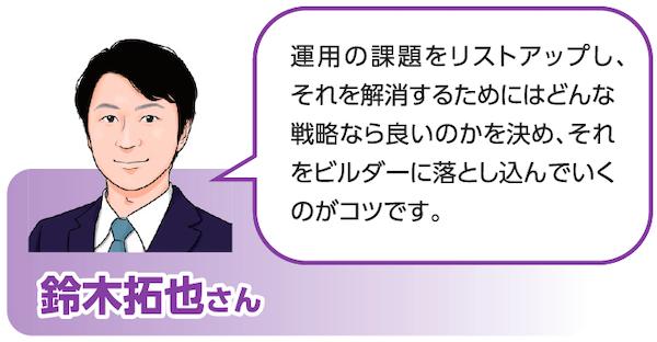 鈴木拓也さん