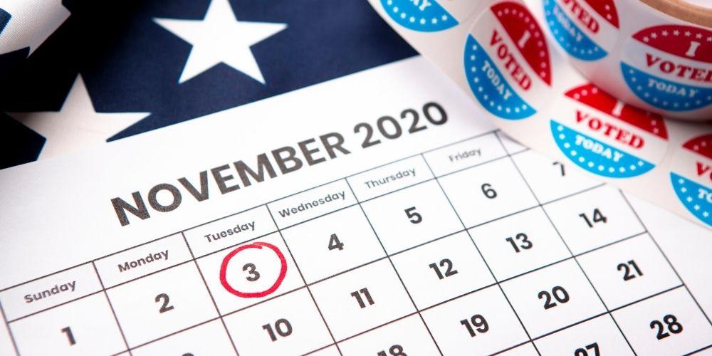 2020年アメリカ大統領選挙投票日