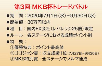 第三回MKB杯トレードバトル