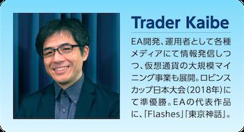Trader Kaibeさんプロフィール